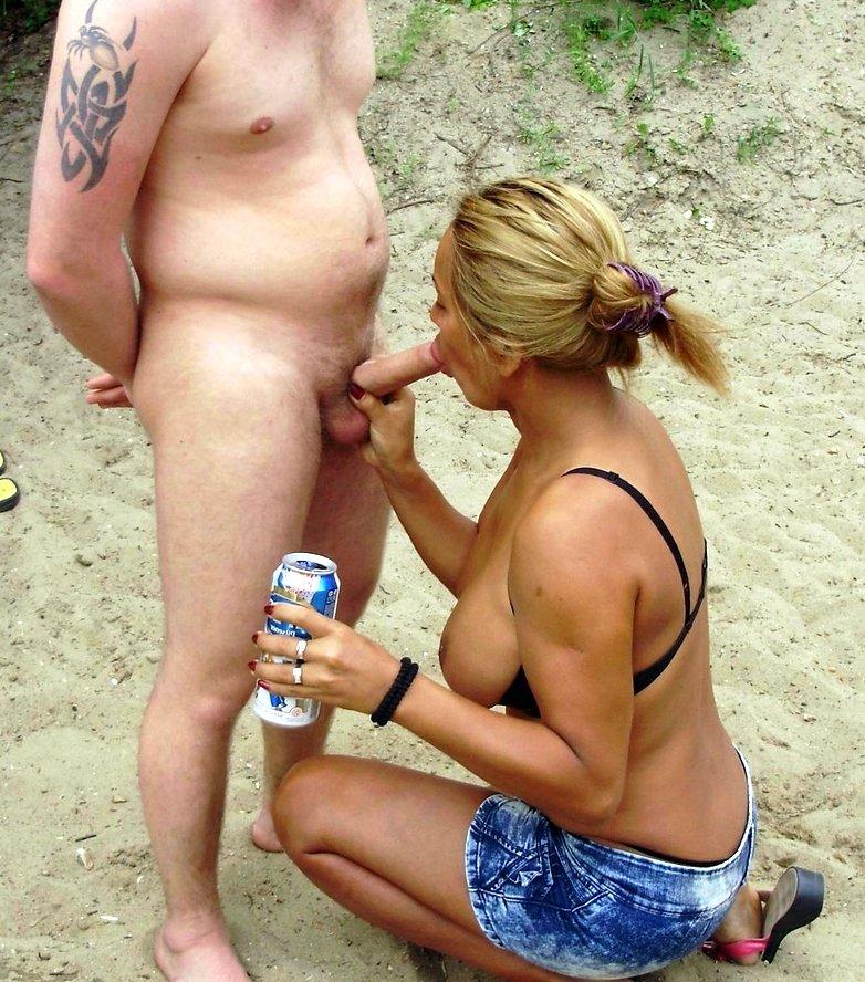 Nude Mature Blowjob
